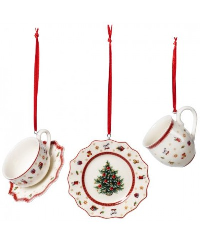 TOY'S DELIGHT DECORATION SET DA 3 pz.