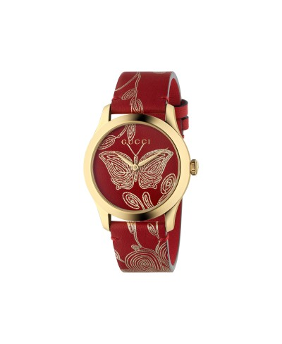 OROLOGIO G-TIMELESS BUTTERFLY, 38 mm